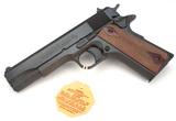 New in box Colt, Government Model 1911, .38 Super caliber, Semi-Automatic P
