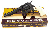High condition, factory boxed, High Standard, W-100 Double-Nine, Revolver,