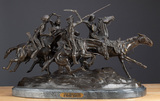 Bronze Sculpture titled