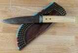 Antique Ivory handled Side Knife, 7 1/4