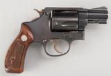 Smith & Wesson, Snub Nose Double Action Revolver, .38 S&W caliber, SN 32800
