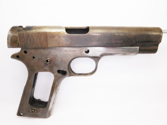U.S. Army Colt 1911 Frame and ... Auctions Online | Proxibid