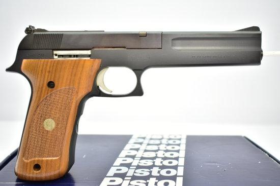 1989 Smith & Wesson, Model 422, 22 LR cal., Semi-Auto In Box