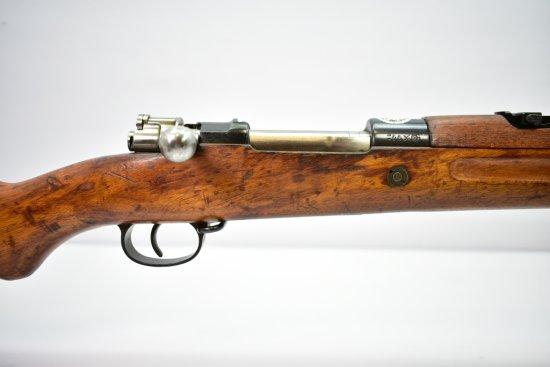 Persian, Model 98 Mauser, 7.92mm cal., Bolt-Action