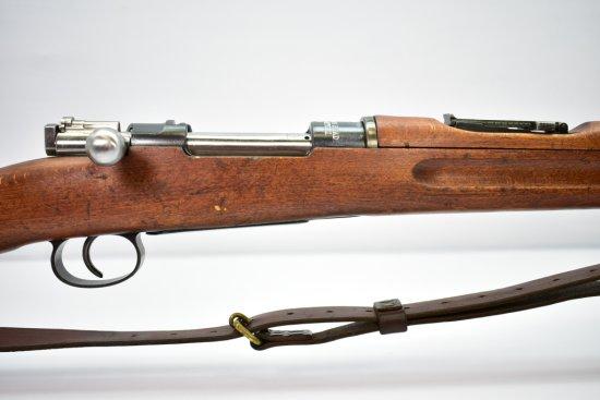 1916 Swedish Mauser, Model 96, 6.5mm cal., Bolt-Action