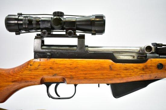 Chinese, Custom SKS Type 53, 7.62mm Carbine cal., Semi-Auto