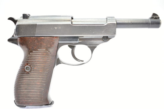 1944 German Walther P-38, 9mm cal., Semi-Auto