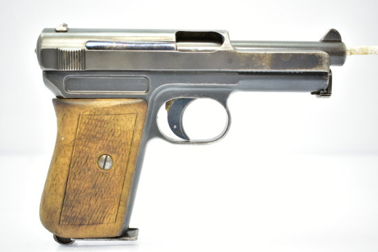 German Mauser, Model 1914, 7.65mm cal. (32 ACP), Semi-Auto