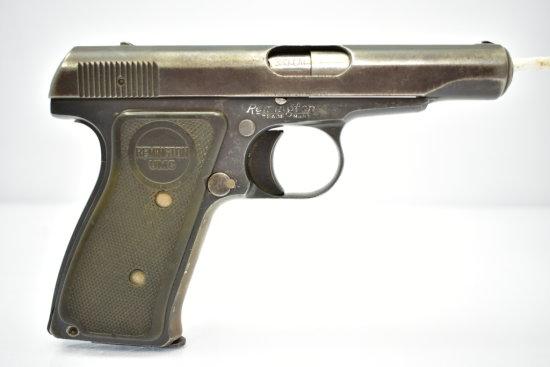 Circa 1920's Remington, Model 51, 380 cal., Semi-Auto
