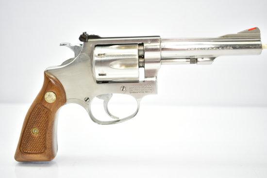1982 Smith & Wesson, Model 63, 22 LR cal., Revolver