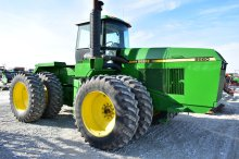 JD 8560 4WD Tractor
