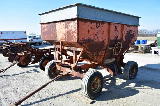Bradford Mod. 165 Gravity Wagon