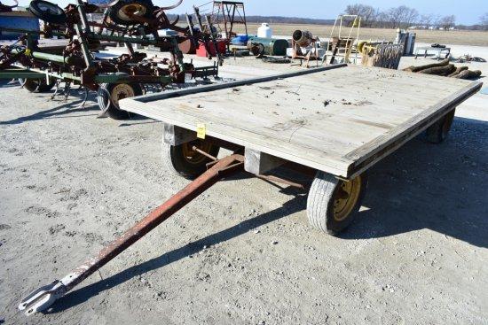 Hayrack Wagon