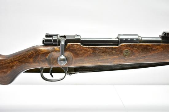 1940 German WWII Mauser, Model Kar98k, 8mm Cal., Bolt-Action