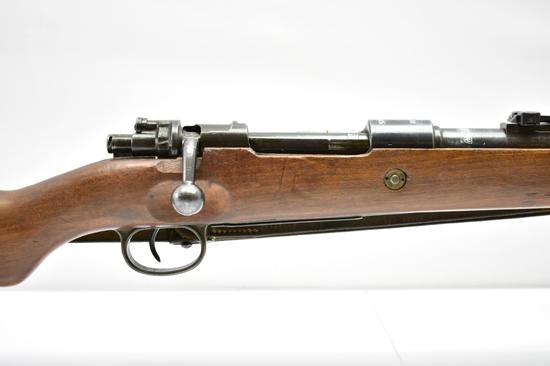 1945 German WWII Mauser, Model Kar98k, 8mm Cal., Bolt-Action