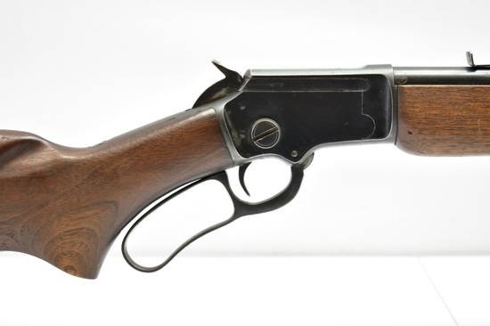 1956 Marlin, Model 39A Takedown, 22 S L LR Cal., Lever-Action