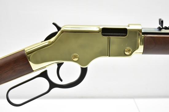 New Henry, Golden Boy DU Edition, 22 S L LR Cal., Lever-Action (W/ Box)