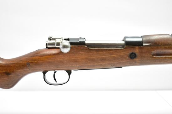 1955 Spanish Mauser, Model 43, 8mm Cal., Bolt-Action