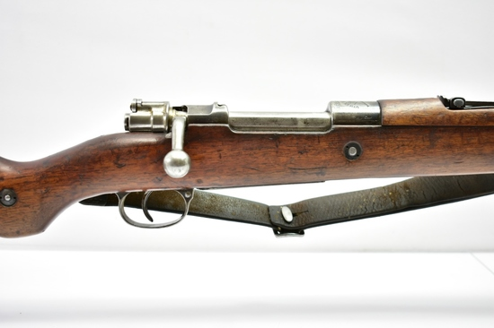 Carabiniers Of Chile Mauser, Model 1935, 7mm Cal., Bolt-Action
