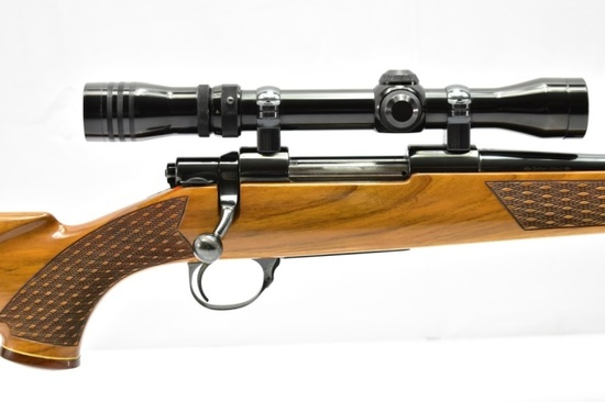 1964 Sako, L579 Forester, 243 Win Cal., Bolt-Action W/ Scope