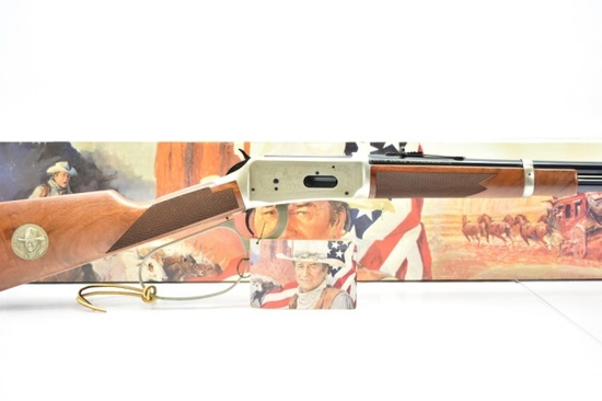 1981 Winchester, John Wayne Commemorative Model 94, 32-40 Win Cal., Lever-Action (In Box)