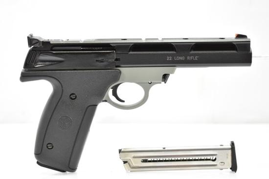 Smith & Wesson, Model 22A-1, 22 LR Cal., Semi-Auto W/ Extra Magazine (With Hardcase)