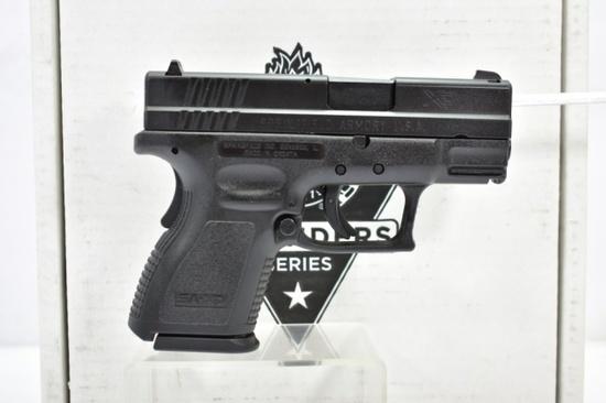 Springfield, Model XD9 Sub-Compact, 9mm Luger Cal., Semi-Auto In Box