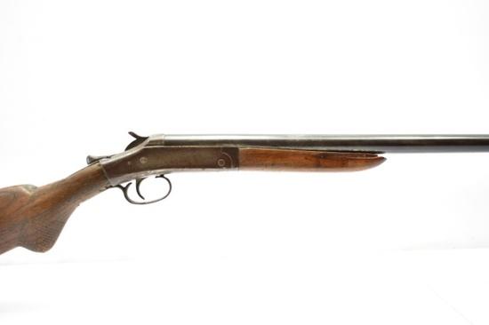 Early 1900's Crescent Firearms, 12 Ga., Single Shot