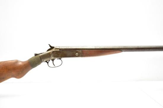 Early 1900's Hopkins & Allen, 12 Ga., Single Shot