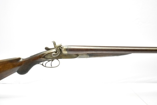 Early 1900's Charles Daly, 12 Ga., Double Barrel
