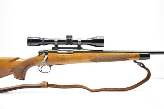 1976 Remington, Model 700 BDL, 22-250 Rem Cal., Bolt-Action