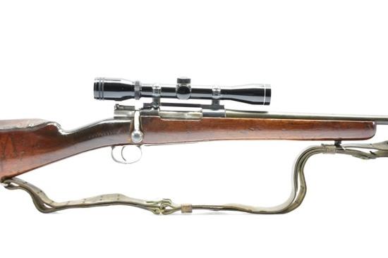 "WWII, DWM Mauser ""Sporterized"", 308 Win Cal., Bolt-Action"