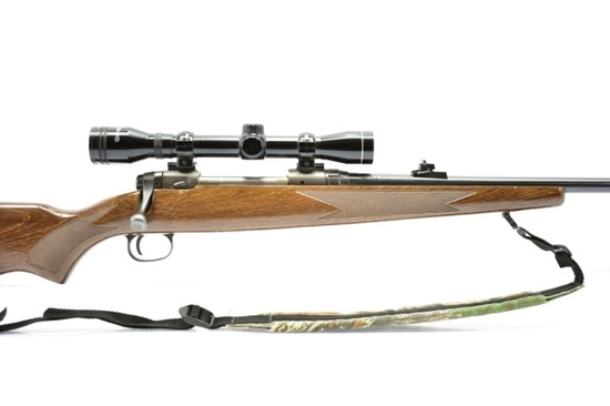 1990 Savage, Model 110, 243 Win Cal., Bolt-Action