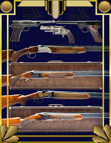 Premier Quality Firearms Auction