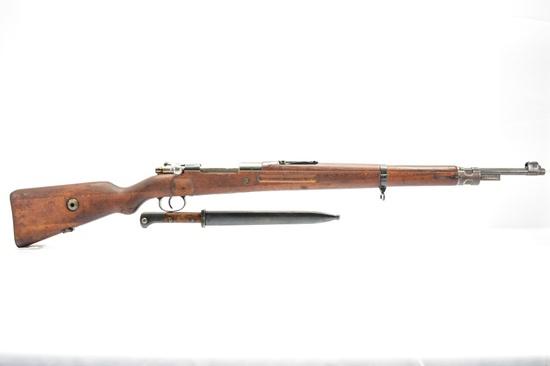 1933 Polish F.B. Radom, Karabinek WZ29, 8mm Mauser Cal., Bolt-Action W/ Bayonet