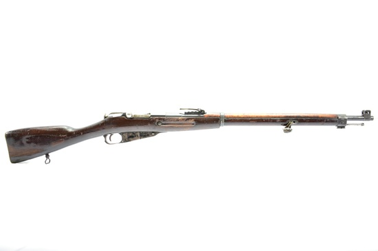 1927 Finnish, Mosin-Nagant M27, 7.62×54R Cal., Bolt-Action