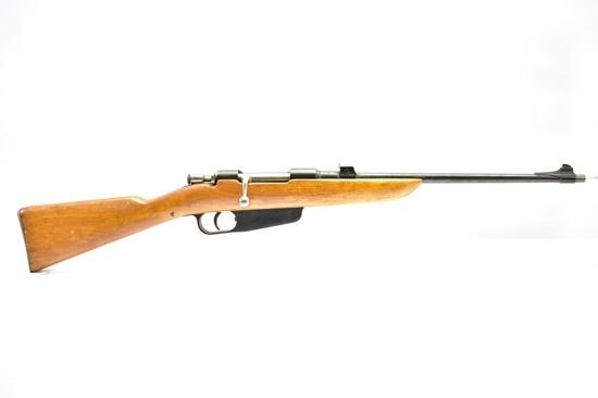 1940 WWII Italian, Gardone M38 Carbine, 6.5 Carcano Cal., Bolt-Action