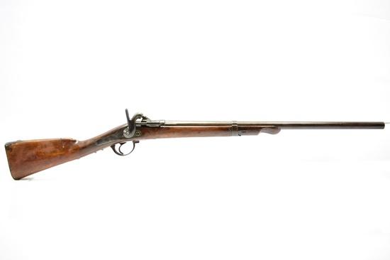 1860's French, Model 1853/1867, 12 Ga. Snider Conversion, Percussion Muzzle-loader