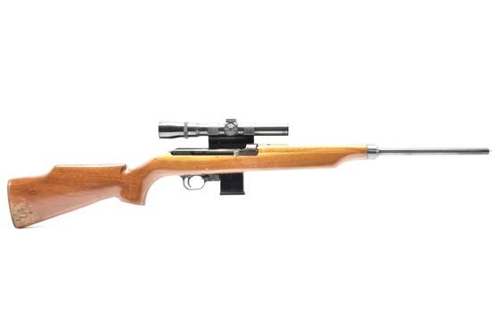 1965 Universal, Model 256 Ferret MI Carbine, 256 Win. Mag. Cal., Semi-Auto