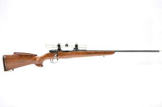 Sporterized WWII German, Model K98, 8mm Mauser Cal., Bolt-Action