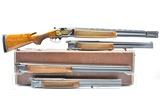 1973 CZ BRNO, ZH 300 Series Combination, Multi-Barrel Set, In Case