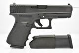 NEW Glock, Model G38, 45 GAP Cal., Semi-Auto In Hardcase