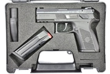 CZ, Model P-07, 9mm Luger Cal., Semi-Auto In Hardcase W/ Holster