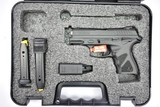 NEW Taurus, Model TH9C, 9mm Luger Cal., Semi-Auto In Hardcase