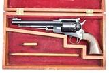 1976 Ruger, Old Army, 44 Cal., Black Powder Revolver In Presentation Box
