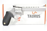 NEW Taurus, M17 Tracker, 17 HMR Cal., Revolver In Box