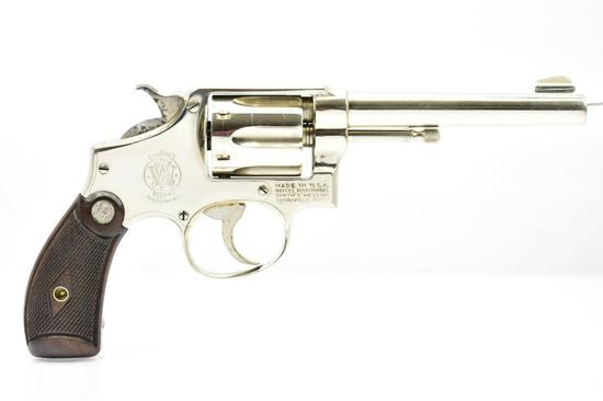 Circa 1900 Smith & Wesson, Military & Police, 38 Special Cal., Revolver, SN - 8047