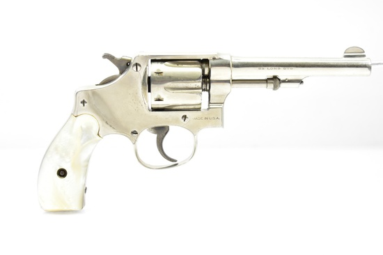 1920's Smith & Wesson, Regulation Police, 32 Long Cal., Revolver, SN - 397400