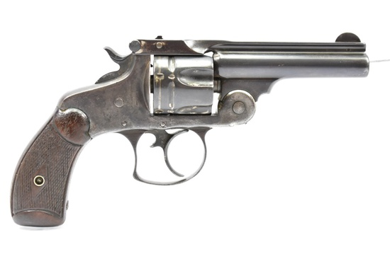 1880's Smith & Wesson, DA-38 2nd Model, 38 S&W Cal., Revolver, SN - 61334