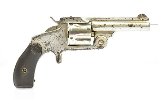 1870's Smith & Wesson, Model 1 1/2 (Pre-98), 32 S&W Cal., Revolver, SN - 15326